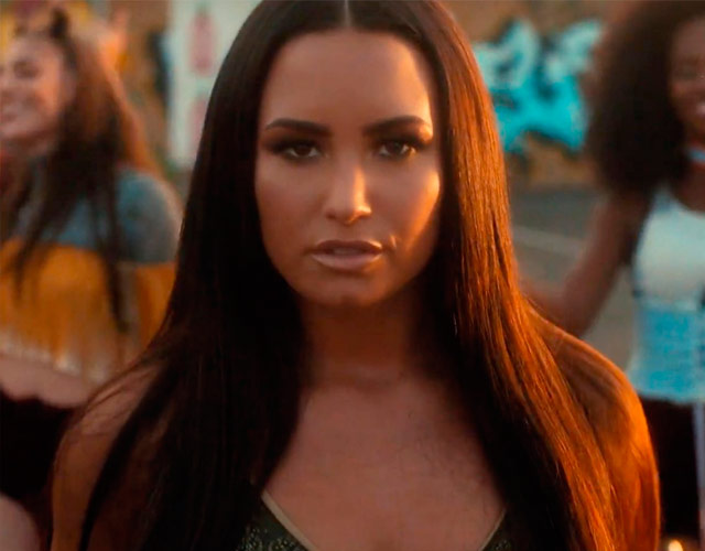 Demi Lovato estrena el vídeo de 'Instruction' con Jax Jones