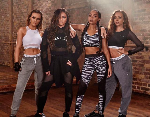 Little Mix y CNCO colaboran en el remix de 'Reggaetón Lento'