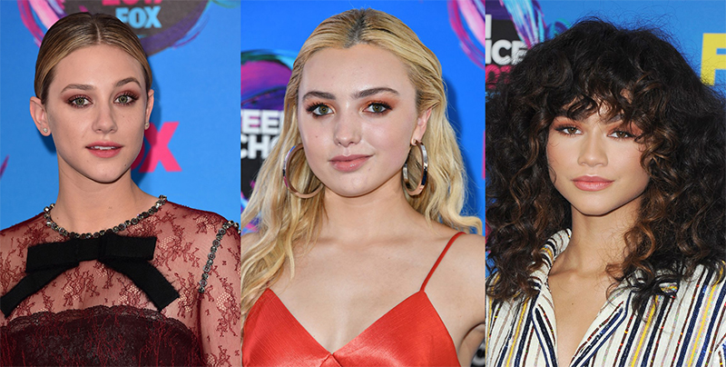 Cómo conseguir el maquillaje que arrasó en los Teen Choice Awards