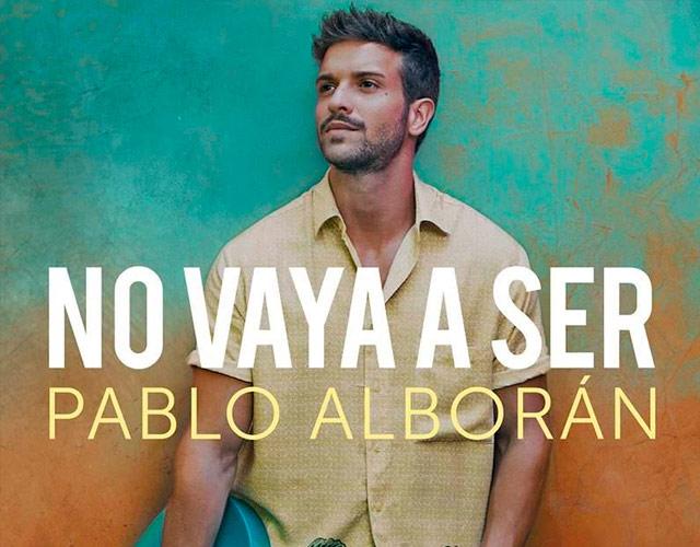 Pablo Alborán desvela 'No Vaya A Ser' y 'Saturno', nuevos singles