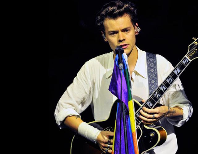 Arranca la gira en solitario de Harry Styles