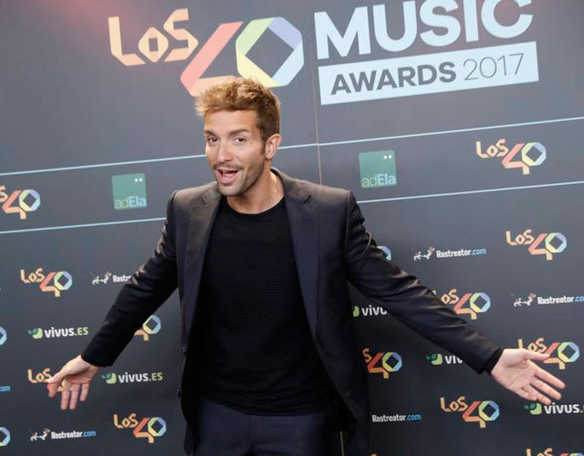 Nominados a Los 40 music awards 2017