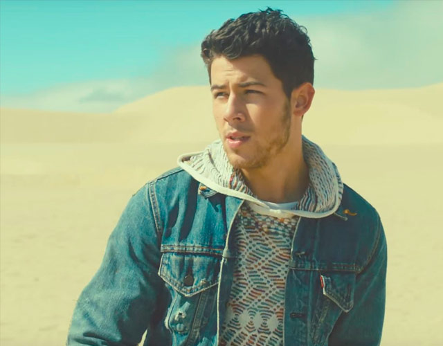 Nick Jonas estrena el vídeo de 'Find You', ¿plagio de Lady Gaga?