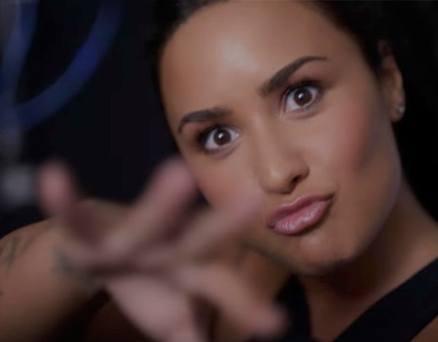 Demi Lovato presenta su documental 'Simply Complicated' con este vídeo