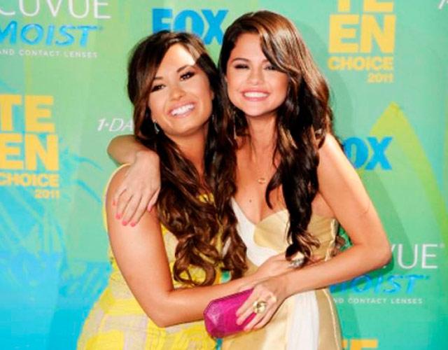 Demi Lovato y Selena Gómez demuestran su amor en Instagram