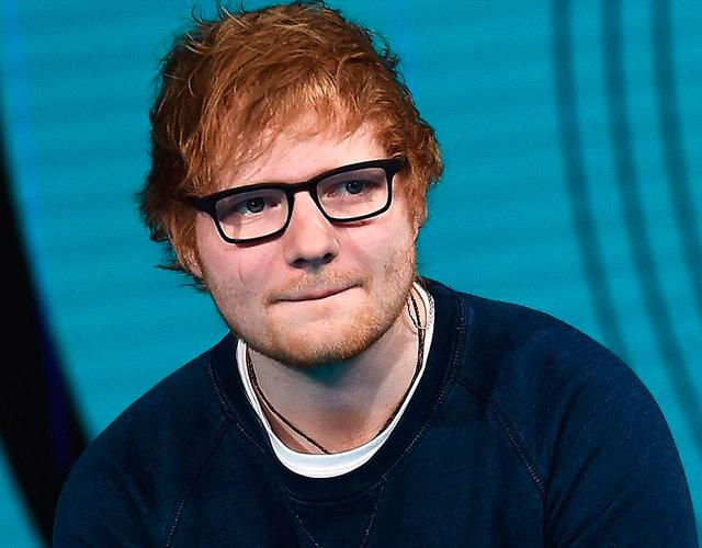 Ed Sheeran, atropellado por un coche