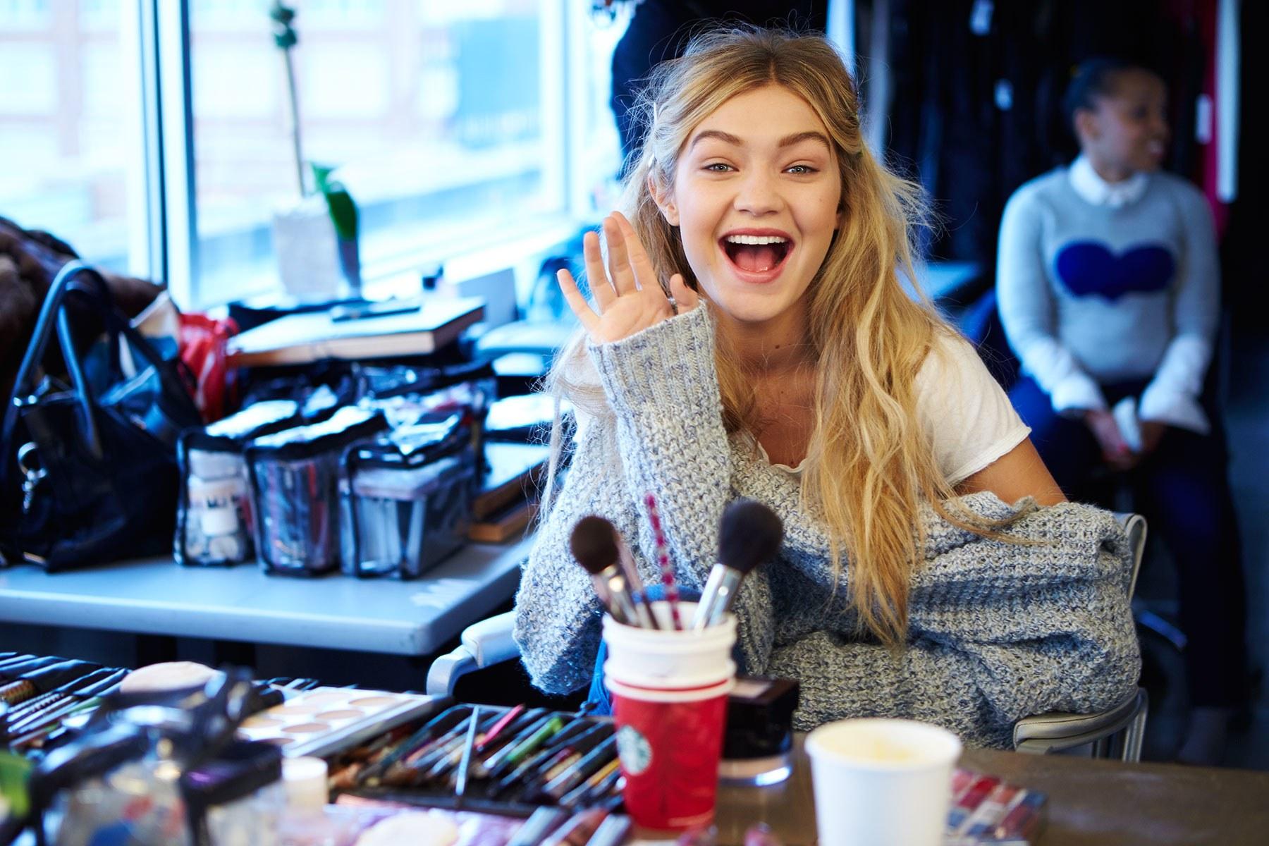 Gigi Hadid sorprende con una línea de maquillaje para Maybelline