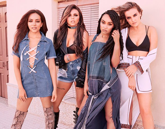 Little Mix anuncian reedición de 'Glory Days'