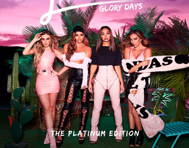 Portada de 'Glory Days: The Platinum Edition' de Little Mix
