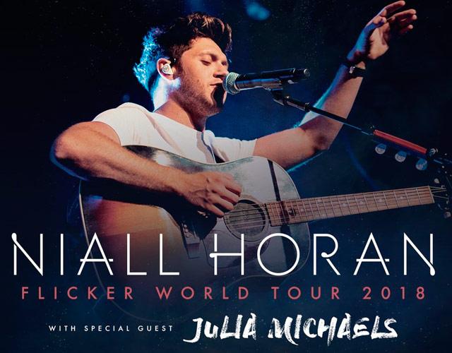 Niall Horan anuncia conciertos en España