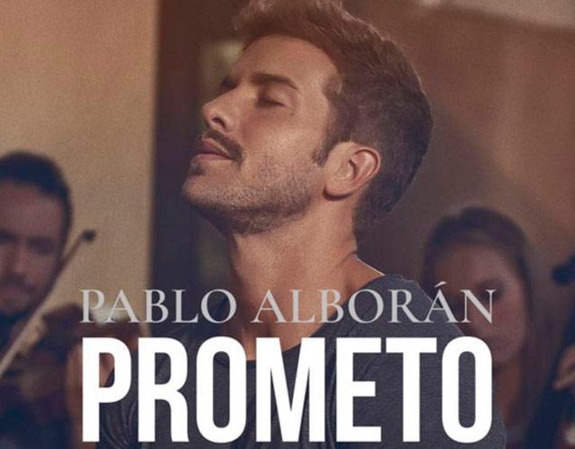 Escucha 'Prometo' de Pablo Alborán