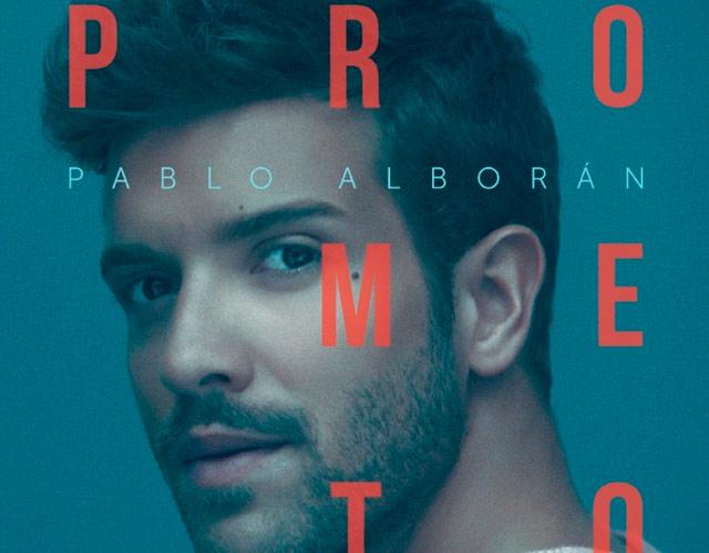 Pablo Alborán anuncia 'Prometo', nuevo disco