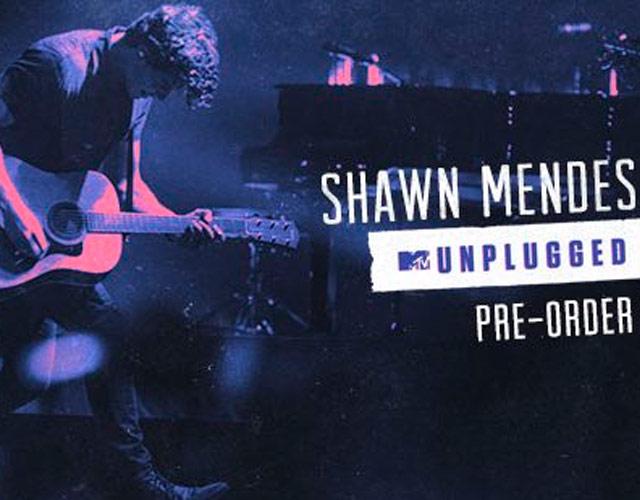 Shawn Mendes anuncia nuevo disco, 'MTV Unplugged'
