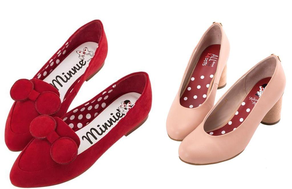 zapatos disney