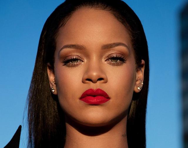 Rojo Rihanna, el color que dominará los labios del mundo