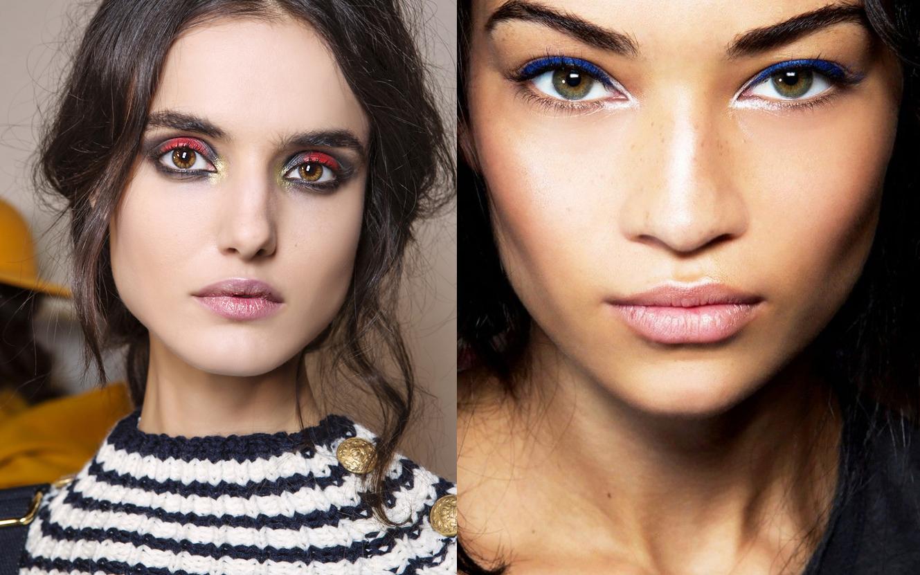 Maquillaje multisombras, la tendencia de la temporada