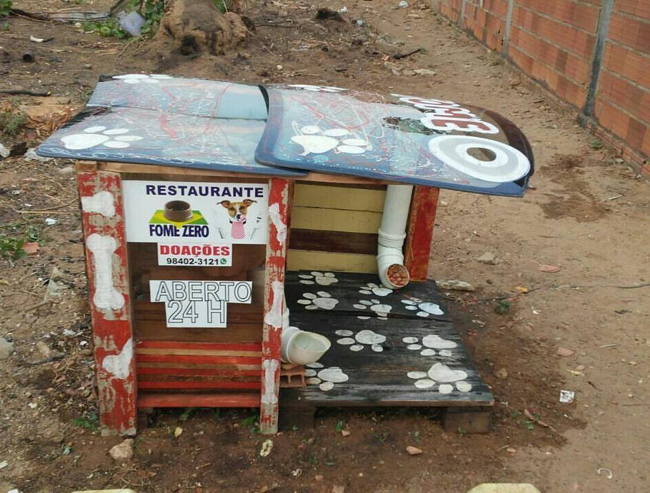 restaurantes para perros en brasil