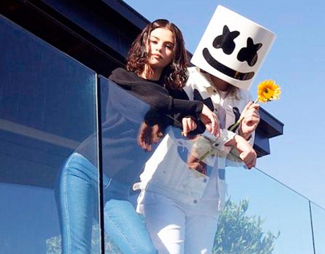Selena Gómez estrena vídeo para 'Wolves' con Marshmello