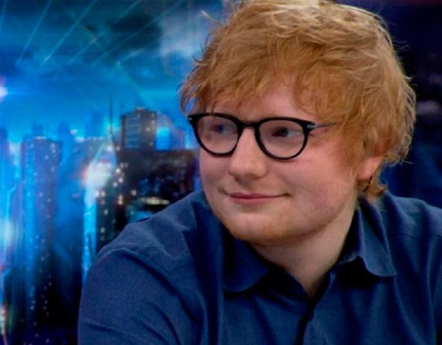 ¿Es Ed Sheeran feo? Pablo Motos insinúa que sí y así responde el cantante