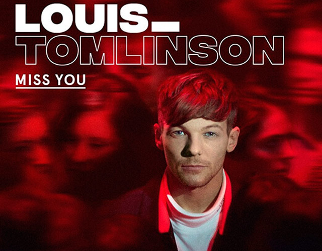 Louis Tomlinson estrena 'Miss You', nuevo single