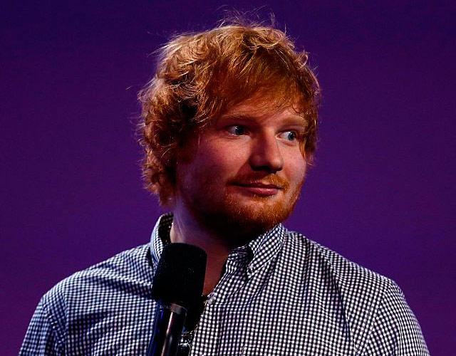 Ed Sheeran, demandado por plagio otra vez