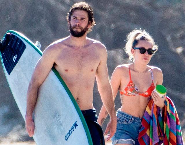 Miley Cyrus y Liam Hemsworth se han casado en secreto