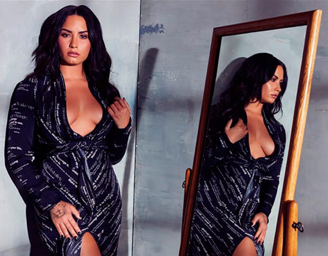 Demi Lovato presenta 'I Believe', nuevo single con DJ Khaled