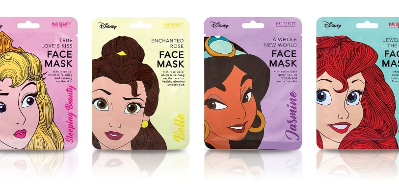 mascarillas disney