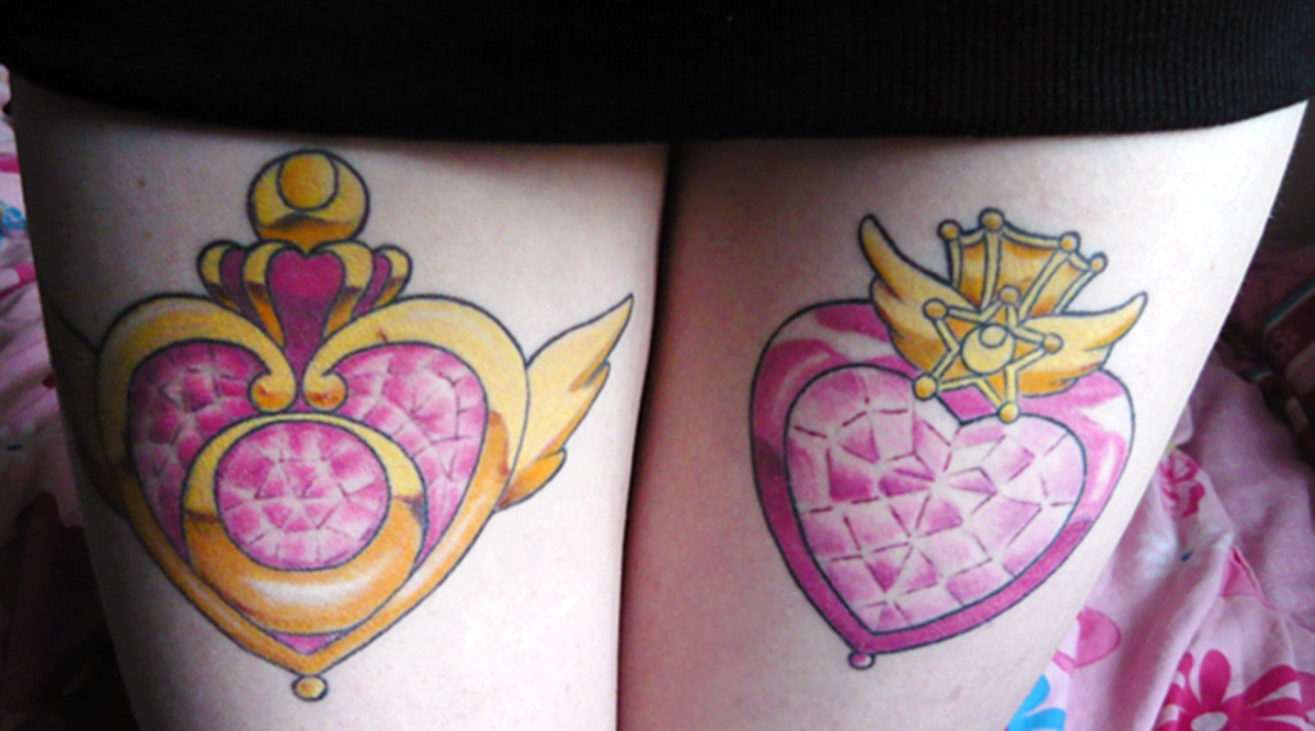 tatuajes sailor moon