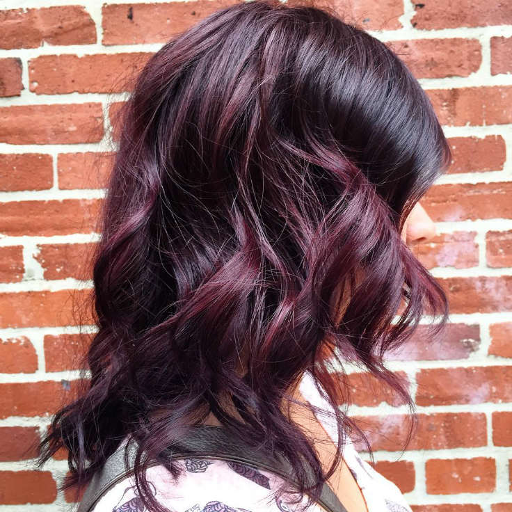 tendencia cabello blackberry