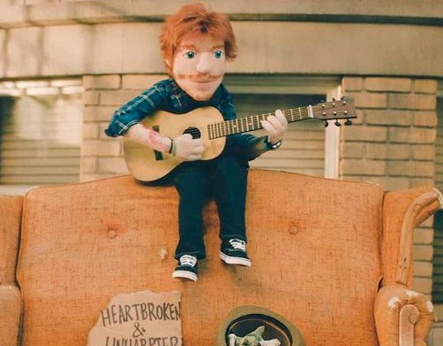 Ed Sheeran estrena vídeo para 'Happier'