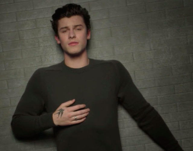 Shawn Mendes estrena el vídeo de 'In My Blood'