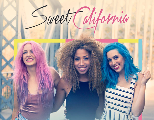 Sweet California estrenan 'Hey Hola Hello', nuevo single
