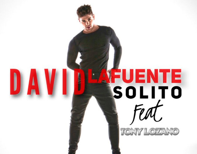 David Lafuente presenta 'Solito', nuevo single