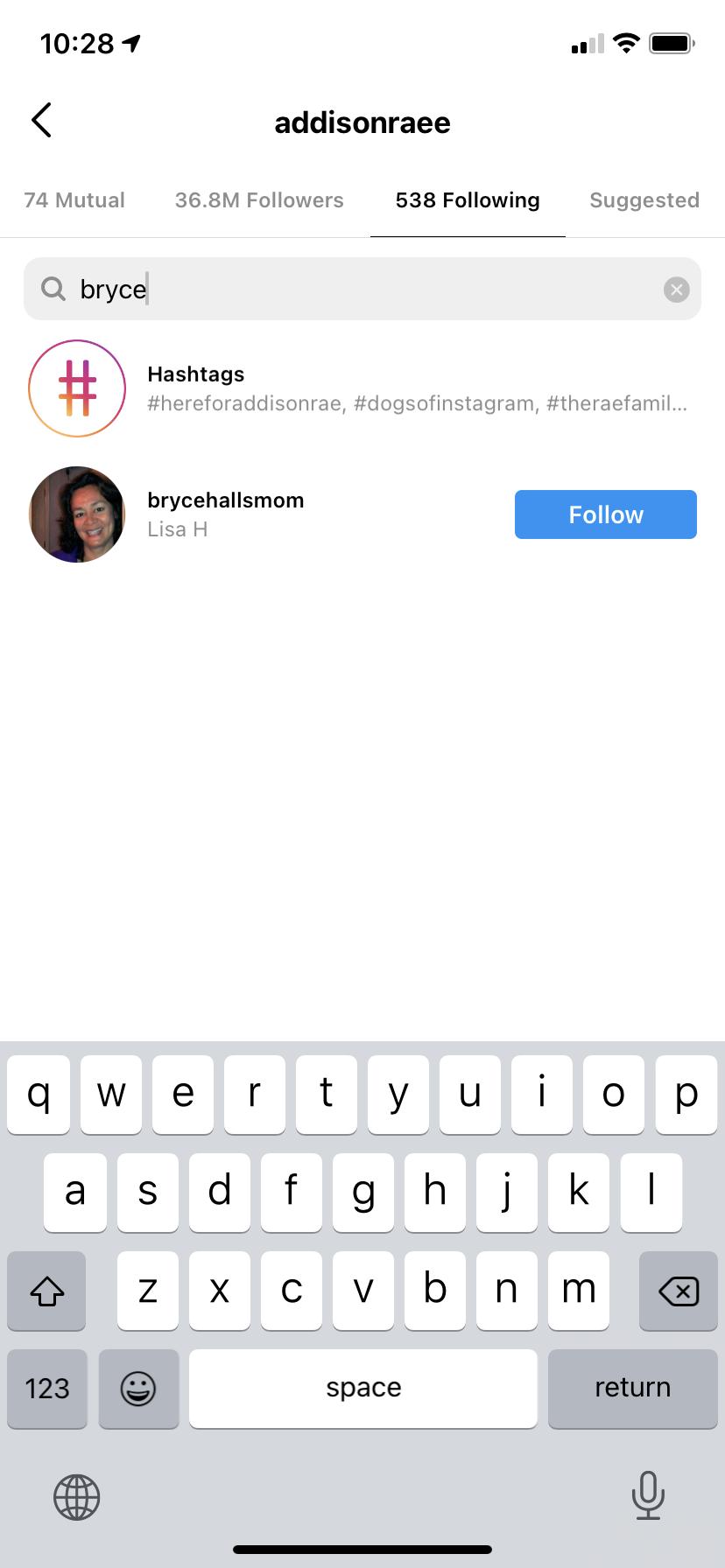 [ACTUALIZACIÓN]  Addison Rae and Bryce Hall have officially broken up