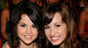 Selena Gómez  y Demi Lovato súper amigas