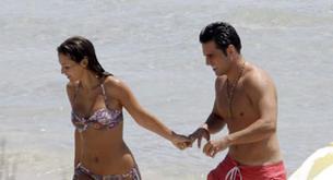 David Bustamante y Paula Echevarría, amor en Ibiza