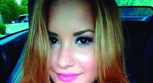 Demi Lovato estrena nuevo look de pelo: rubio y con extensiones