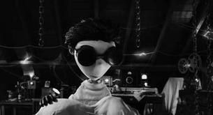 "Primeras imágenes de ""Frankenweenie"" de Tim Burton"