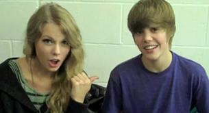 "Taylor Swift canta ""Baby"" de Justin Bieber"
