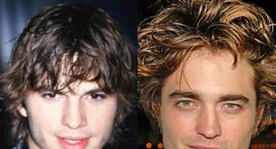 Ashton Kutcher se mofa de Robert Pattinson