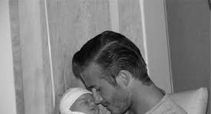 Primeras fotos de Harper Seven, la hija de los Beckham