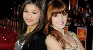 """Bella Thorne y Zendaya Coleman muy guapas en el estreno de """"John Carter"""""""