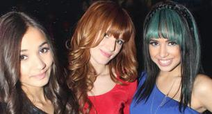 Jasmine Villegas celebra su cumpleaños junto a Bella Thorne