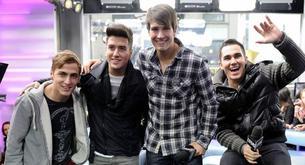 Big Time Rush prepara una nueva gira para este verano