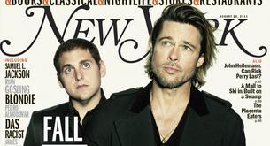 Brad Pitt se quiere dejar el pelo largo