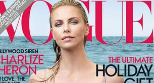 Charlize Theron es portada en la revista VOGUE