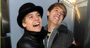 Los hermanos Dylan y Cole Sprouse cumplen 19 años