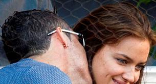Irina Shayk y Cristiano Ronaldo, primer aniversario