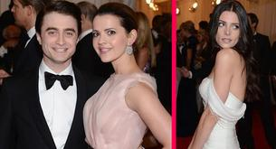 Daniel Radcliffe y Ashley Greene en la Gala MET 2012